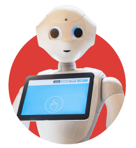 Pepper-Consultant-Robot